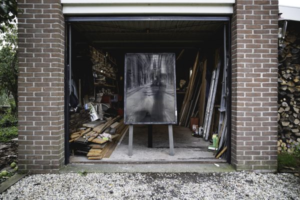 Fine Art Fotografie Relation garage