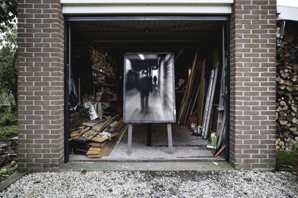 Fine Art Fotografie Niels Kemp Workshop Moving Man